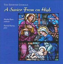 A Savior from on High by Matthew Hoch, Patrick Harvey (CD, Aug-2010 RARE HTF OOP