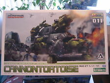 Zoids Kotobukiya HMM 011 RMZ-027 Cannon Tortoise Mint in Box