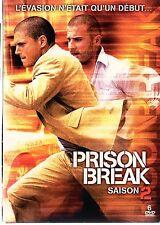 PRISON BREAK -  Integrale de la Saison 2 - Coffret 3 boitier slim