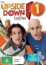 The Upside Down Show : Vol 1 (DVD, 2007) Like New Region ALL