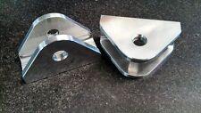 Billet Aluminum CNC Machined Motorcycle Shock Mounts ZRX