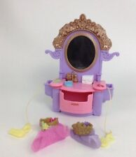 Fisher Price Loving Family 2012 Dollhouse Dress Up Vanity Mirror w/ Tiara Crown