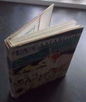 La Camargue M. Derecho Arthaud Grenoble 1966 Demuestra + Chaqueta Buen Estado