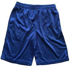 Head Boys Basketball Shorts Blue Size Xl Eg