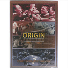 The History Of Origin - Part Two 1990 - 1999