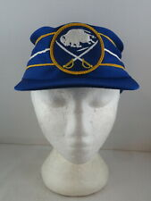 Buffalo Sabres Pillbox Hat (VTG) - All Sizer by Krystal Caps - Adult One Size