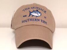 Southern Tide Big Fish Round Titile Hat Cap $30 NWT Khaki M