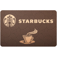 Starbucks Gift Card $50 Value, Only $44.05! Free Shipping!