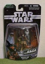 STAR WARS CARDED SAGA COLLECTION 001 PRINCESS LEIA BOUSHH  RETURN OF THE JEDI *