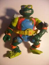 Playmate TMNT Tortues Ninja Turtles Mike Sewer Surfer MICHAELANGELO INCOMPLET