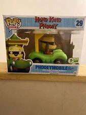 Funko Pop Rides Phooeymobile with Hong Kong Phooey ECCC 2017 Exclusive 4000 Rare