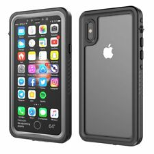 iPhone X Case, Waterproof Shockproof Cover with Screen Protector For iPhone X 10