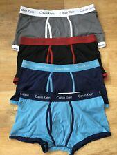 "Calvin Klein Cotton Stretch Boxer Trunks Men's LARGE (36""- 38"" Waist) **NEW**"