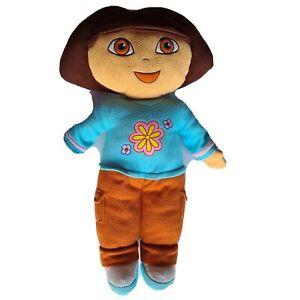 Nickelodeon Nick Jnr Dora The Explorer 71cm Giant Plush Toy 2005