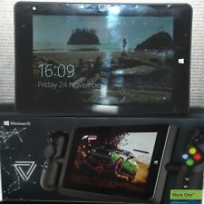 Linx Vision Gaming Tablet Xbox Controller Windows 10 HDMI WiFi - Must See Photos
