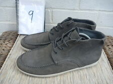 OFFICE HIGH RISE TRAINERS UK SIZE 9 GREY