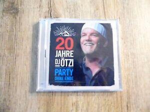 CD - DJ Ötzi - 20 Jahre Party ohne Ende