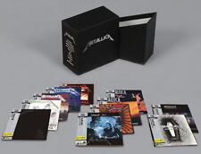 The Metallica Album Collection 13 Album CD Box Set Japanese version NEW SEALED
