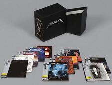 The Metallica Album Collection 13 Album CD Box Set SEALED Free Shipping OISJ92UE