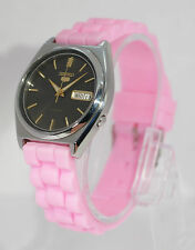 Silicone rubber 2 piece watch strap Add a strap tool and new pins for £1