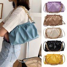 Cloud Women Bags Chain Sling Bag Shoulder Crossbody Bags Handbags Totes BagBDAU
