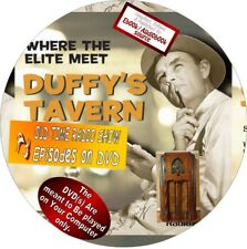 DUFFY'S TAVERN OLD TIME RADIO SHOW - 71 EPISODES ON DVD - COMEDY, HUMOR