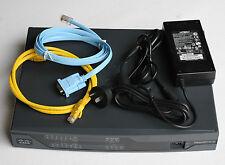 CISCO 887-K9 ADSL2+ Annex A Router (better than CISCO 877/K9) - 1 YEAR WARRANTY
