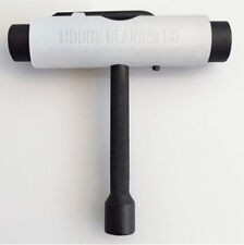 MODUS Bearings Skate Tool White Complete Skateboard T-Tool FREE POST