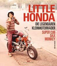 Little Honda von Gerfried Vogt-Möbs (2021, Gebundene Ausgabe)