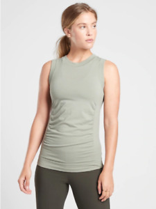 ATHLETA Foresthill Ascent Tank - L - LARGE - Sage - $59 Lifestyle