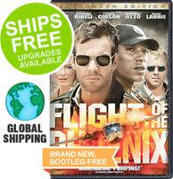 Flight of the Phoenix (DVD, 2005, Widescreen) NEW, Dennis Quaid