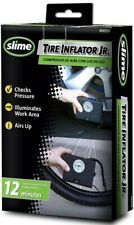 Slime 40059 Tire Inflator Jr, compact with carrying case