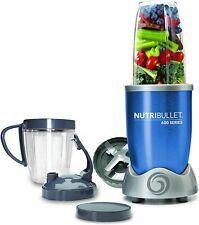 Batidora Nutribullet Nbr0928-b Extractor De Nutrientes 600w Azul