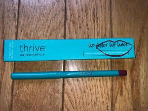 THRIVE CAUSEMETICS Lip Filler Long Wearing + Plumping Lip Liner in Devin New