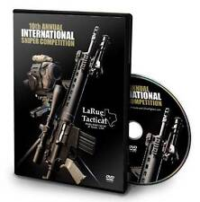 NEW 10th Annual International Sniper Competition LaRue Tactical DVD