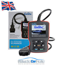 Creator C502 Mercedes + OBD 2 II Multi-system Car Diagnostic Code Reader Scanner