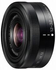 Panasonic 12-32mm 1:3,5-5,6 g vario Mega O.I.S. (h-fs12032e-k) Negro de Set