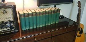 Der grosse Brockhaus in 12 Bänden. 16. Auflage 1952-1957