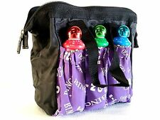 Bag - Bingo Purse - 6 Pocket - Purple (GM-8-BAG09)