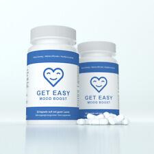 GET EASY - Beruhigungsmittel gegen Stress und Angst Stimmungsaufheller Tablette