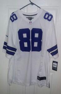 Dallas Cowboys #88 DEZ BRYANT JERSEY size XL New screen printed retail:$100.00