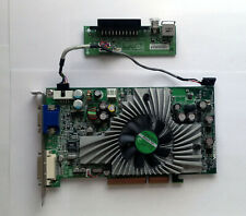 Medion 9800XXL (MSI Radeon 9800XT) 128MB AGP VGA Card with SCART - Test OK!