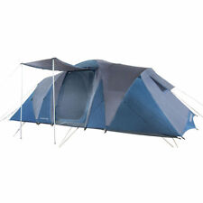 9 PERSON DOME TENT - CARRY BAG INCLUDED - 3 ROOM DESIGN- HIKING CAMPING FISHING