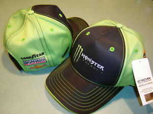 2020 MONSTER ENERGY GANASSI CFS Adj.Uniform Hat NEW W/tags & Halogram IN STOCK