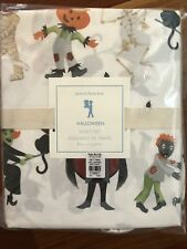 Pottery Barn Kids HALLOWEEN TWIN SHEET Set OUT
