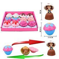 Mini Cupcake Surprise Princesse Poupée parfumée cadeau d'anniversaire