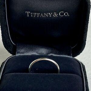 Tiffany & Co. Platinum Band