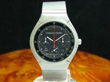 IWC Porsche Design Titan Cronografo Orologio Uomo con data/ref 3732