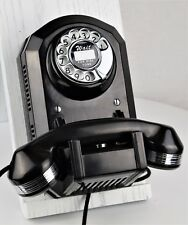 Vintage Telephone - Automatic Electric Type 50 Chrome Trim - Fully Refurbished