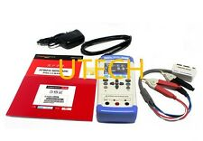 APPLENT AT825 Handheld LCR Digital Meter Electric Bridge 100Hz,120Hz,1kHz,10kHz